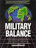 The Military Balance, 1989-1990, IISS Staff, 0080375693