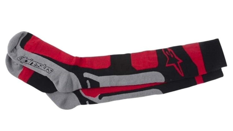 Alpinestars Men's 4702114-107-SM Sock (Coolmax) (Black, Small/Medium)
