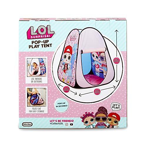 LOL Surprise Pop-Up Play Tent