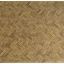 Melody Jane Dollhouse Miniature Herringbone Parquet Wood Effect Paper Flooring 1:24 Scale