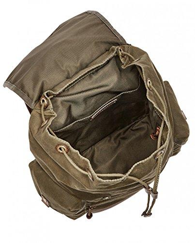 Fossil Herren Rucksack-Defender Backpack, Grün (Green), 17.8x33x40.6 cm