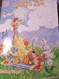 Little Suzy's Zoo ~ Breezy Days (Super Book to Color)