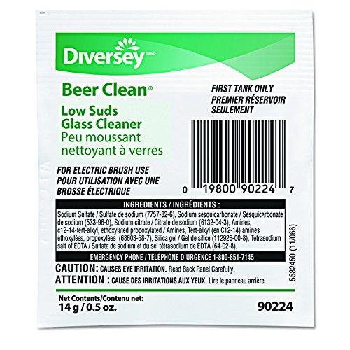 Diversey DVO990224 Cleaner Powder Packet