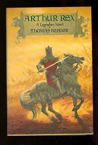 book cover of Arthur Rex