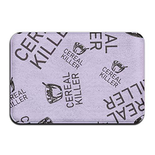 Cereals Unisex Outdoor Mats Indoor Mats Bath-Rugs Kitchen Kitchen Entryway Floor Home Carpets Memory Foam -