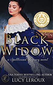 Black Widow: A Spellbound Regency Novel