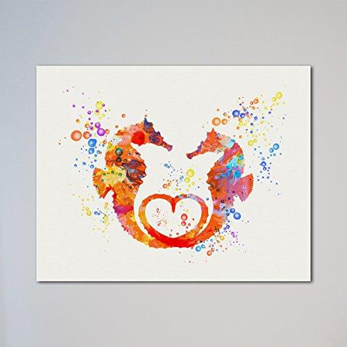 51Yqf4sq%2BtL The Best Seahorse Artwork You Can Buy