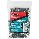 Makita A-99013 Impactx #2 Square Recess 2″ Power Bit, 50 Pack, Bulk