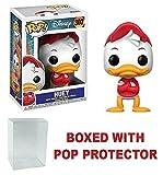 Duck Tales Huey Funko Pop! Vinyl Figure + Pop Protector