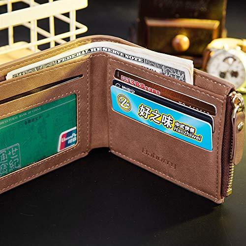 Paquet Portefeuille De monnaie B Porte Swvv Cartes Men rw87Egrq