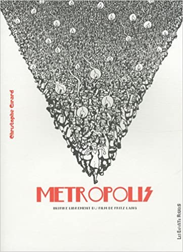 Image result for Metropolis, Christophe Girard