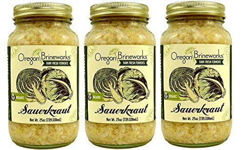 raw fermented sauerkraut - 6