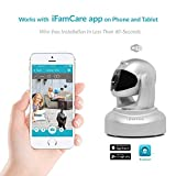 iFamCare-Helmet-1080p-Wi-Fi-Remote-Pet-Cam-Monitor-with-Pet-Laser-Silver