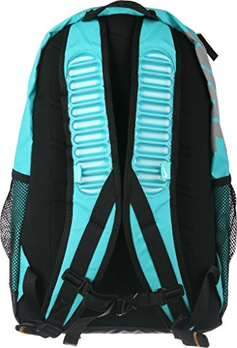 7fad7c14ac Amazon.com  Nike Vapor BP Large Backpack Lite Retro Blue Black Met Silver   Sports   Outdoors