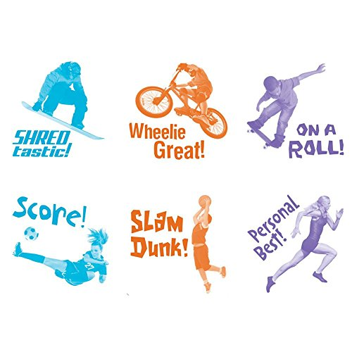 Educational Insights Self Inking Stamps Sports
