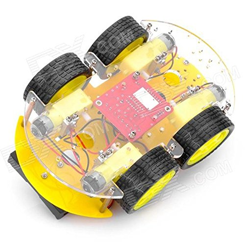 Next bluetooth controlled robot car kits for arduino