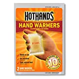 HotHands Hand Warmers - Long Lasting Safe Natural