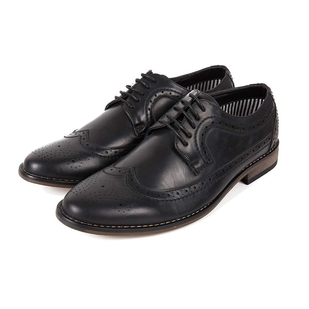 Amazon.com: Colgo - Zapatos de vestir clásicos para hombre ...