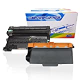 (1 Drum + 1 Toner) Inktoneram Replacement toner cartridges & drum for Brother TN750 TN720 DR720 DR-720 TN-750 TN-720 DCP-8110DN DCP-8150DN DCP-8155DN HL-5440D HL-5450DN HL-5470DW HL-5470DWT HL-6180DW