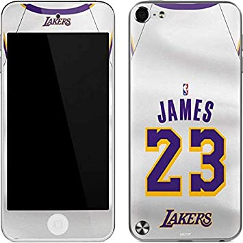 Skinit NBA Los Angeles Lakers iPod Touch (5th Gen 2012) Skin - LeBron James  Lakers e4f225bfa