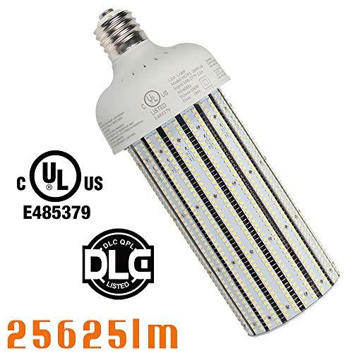 - 1000 Watt Metal Halide BT56 Replacement 200W LED Corn Light Bulb,Large Mogul E39 Base Warehouse High Bay Fixture,6000K Daylight White Workshop Gymnasium Lighting (200Watt 6000K CoolWhite)
