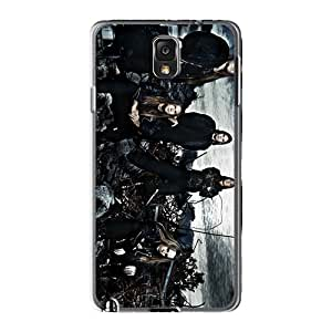 Shockproof Hard Phone Cases For Samsung Galaxy Note3 (zsQ4019COFB) Support Personal Customs Nice Children Of Bodom Band Image