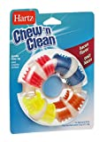 Hz Chw N Cln Teething Rin Size 1ea Hz Chew N Clean Teething Ring Dog Toy
