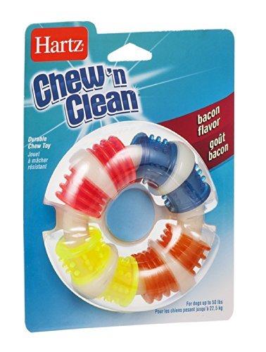 hz-chw-n-cln-teething-rin-size-1ea-hz-chew-n-clean-teething-ring-dog-toy