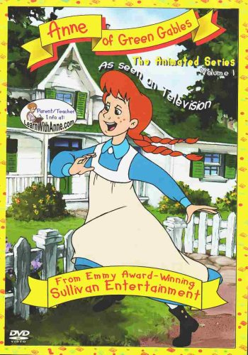 Anne Of Green Gables, Volume 1 -  DVD, Rated G, Multi