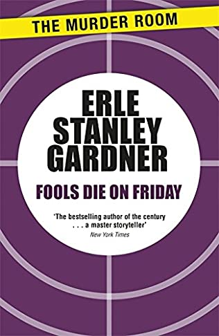 book cover of Fools Die on Friday