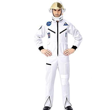 Disfraz Halloween Adulto Hombre Carnaval Cosplay Astronauta ...