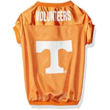 NCAA Tennessee Volunteers Football Dog Jersey, Large