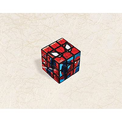 Ultimate Spider-Man Puzzle Cube, Party Favor: Kitchen & Dining