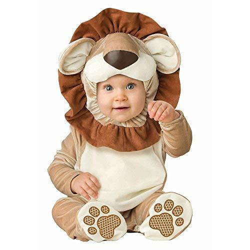 Lovable Lion Infant Toddler Costume ()