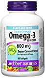 Webber Naturals Omega-3 Super Concentrate Softgel