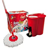 shark s3501 n pads - Original RotoMop Broom and Bucket