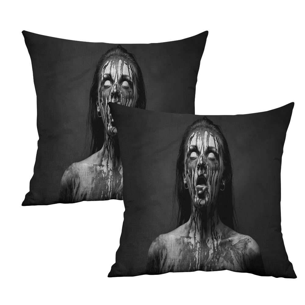 Amazon.com: Khaki home Zoo Square Pillowcase Protector ...