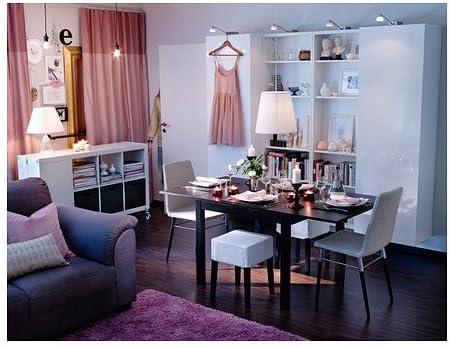 Ikea PREBEN – Chair, brownblack, TenO