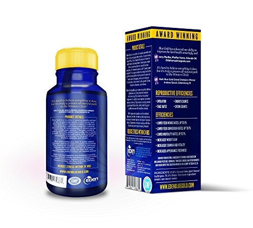 Blue-Gold-Grand-Champion-Liquid-Pet-Supplement-Study-Proven-Against-Leading-Pet-Antibiotic-Increase-Pet-Health-Immune-System-Reproduction-Energy-AppetiteWater-Intake-Pet-Vitamin-Fixes-BioFilm