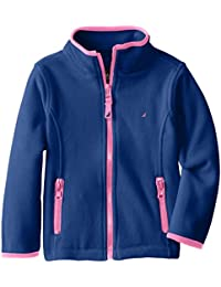 Little Girls' Zip Fleece