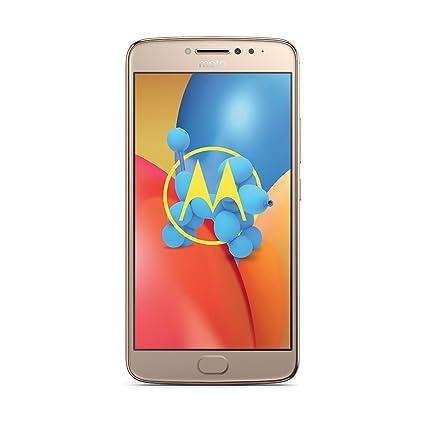 Motorola Moto E4 Plus Smartphone 1397 Cm 55 Zoll 3 Gb Ram16 Gb Android Fine Gold