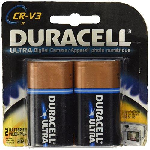 Duracell Ultra Digital Camera Battery Cr-V3 Batteries