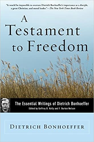A testament to freedom the essential writings of dietrich a testament to freedom the essential writings of dietrich bonhoeffer dietrich bonhoeffer 9780060642143 amazon books fandeluxe Images