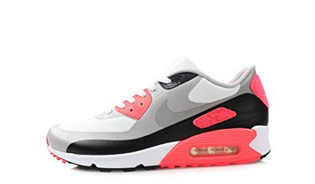 best sneakers f51a6 71e3e Air Max 90 V SP INFRARED PATCH 746682 106 white  grey  infrared size 10