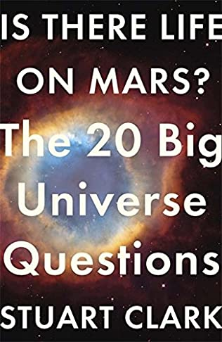 book cover of Is There Life On Mars?