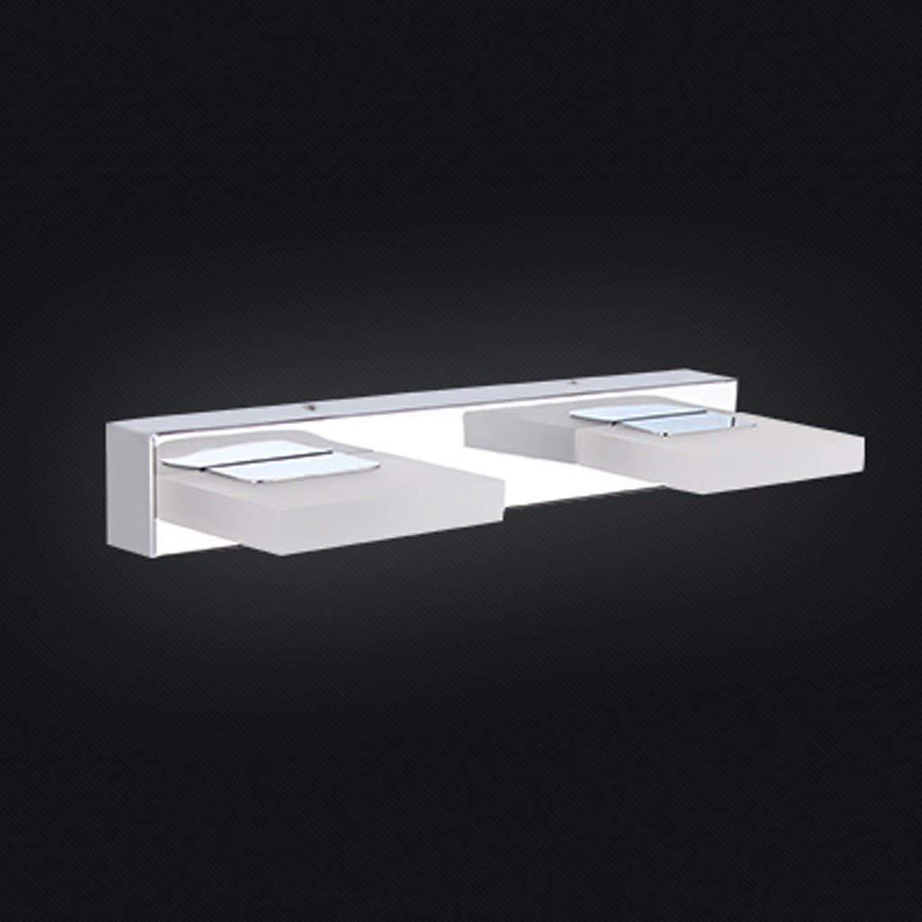 Weiß Light-31cm Spiegel Beleuchtung vorn Badewanne Schlafzimmer wasserdicht Wandleuchte moderne, minimalistische Badezimmer Make-up Nordic Mode Lampen (Farbe  Weißes Licht-31 cm)