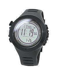 [LAD WEATHER] Watch 3-axis accelerometer sensor Altimeter alarm Weather prediction Climbing/ Running/ Hiking