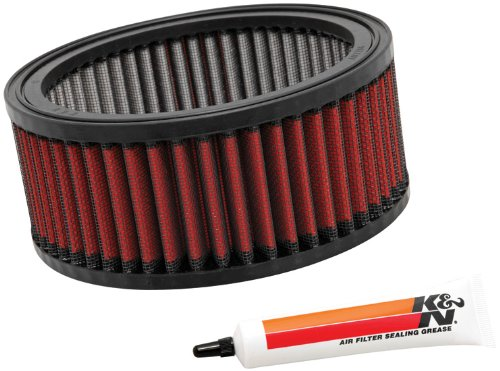 K&N E-4518 High Performance Replacement Industrial Air Filter ()