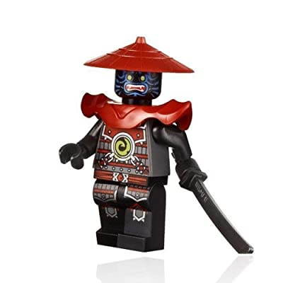 Lego Ninjago 2013 Final Battle Stone Army Swordsman Minifigure: Everything Else