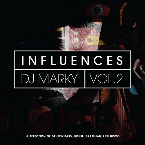Price comparison product image DJ Marky: Influences 2